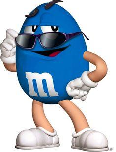 Blue M M Clip Art Clipart.