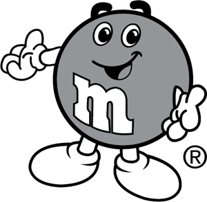 M&M\'s Logo Vectors Free Download.