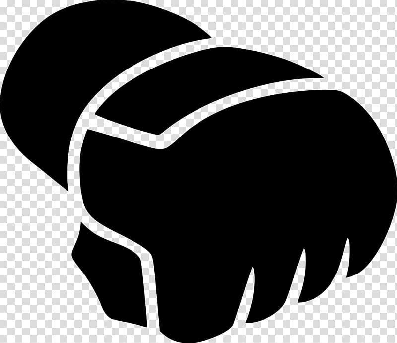 Ultimate Fighting Championship Mixed martial arts MMA gloves.