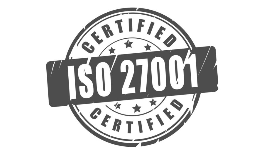 ISO 27001: MMG Accomplishment.