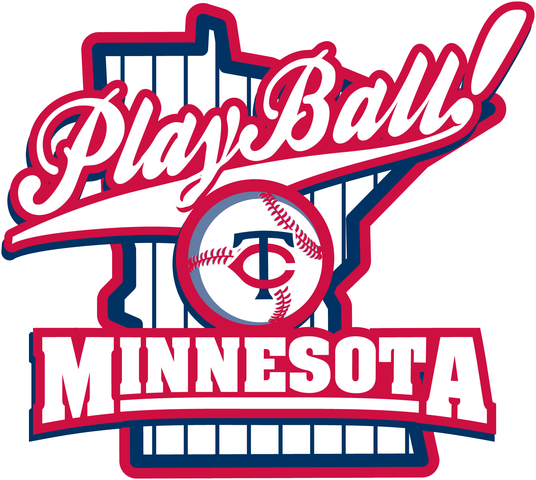 Minnesota Twins Logo Png images collection for free download.