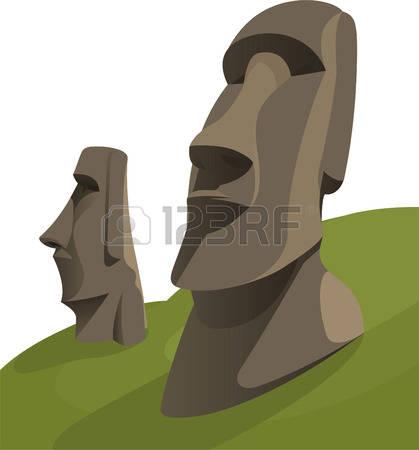 281 Moai Stock Illustrations, Cliparts And Royalty Free Moai Vectors.
