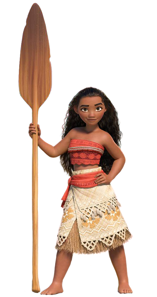 Moana Disney Transparent PNG #46103.