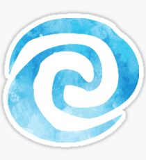 Moana Symbol Stickers.