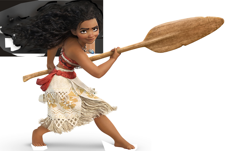 Moana Disney Large Transparent PNG Image.