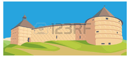 Moat Stock Vector Illustration And Royalty Free Moat Clipart.
