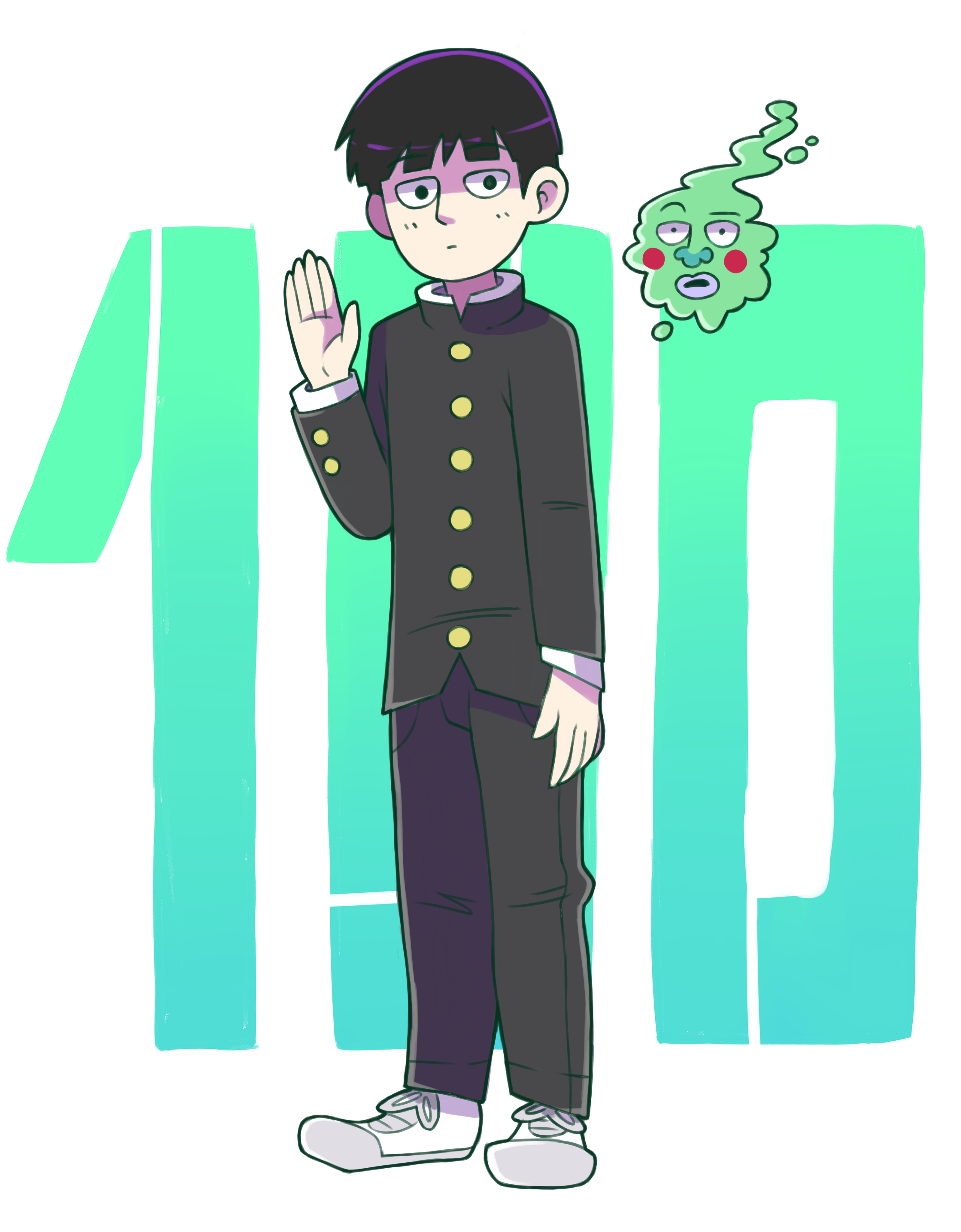 Download Mob Psycho 100 Png () png images.