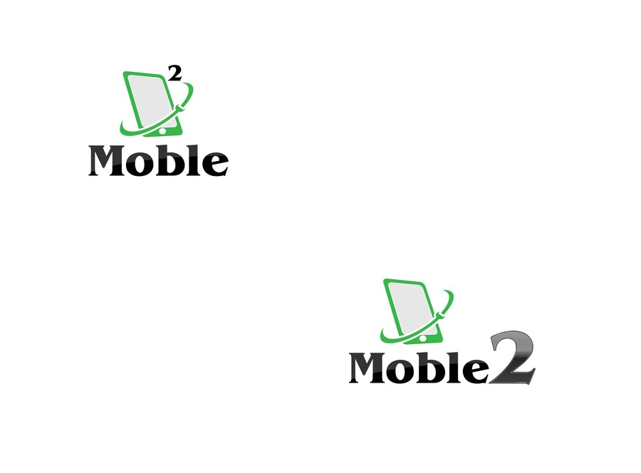 Entry #17 by milanchakraborty for Design a Logo for Mobile^2.