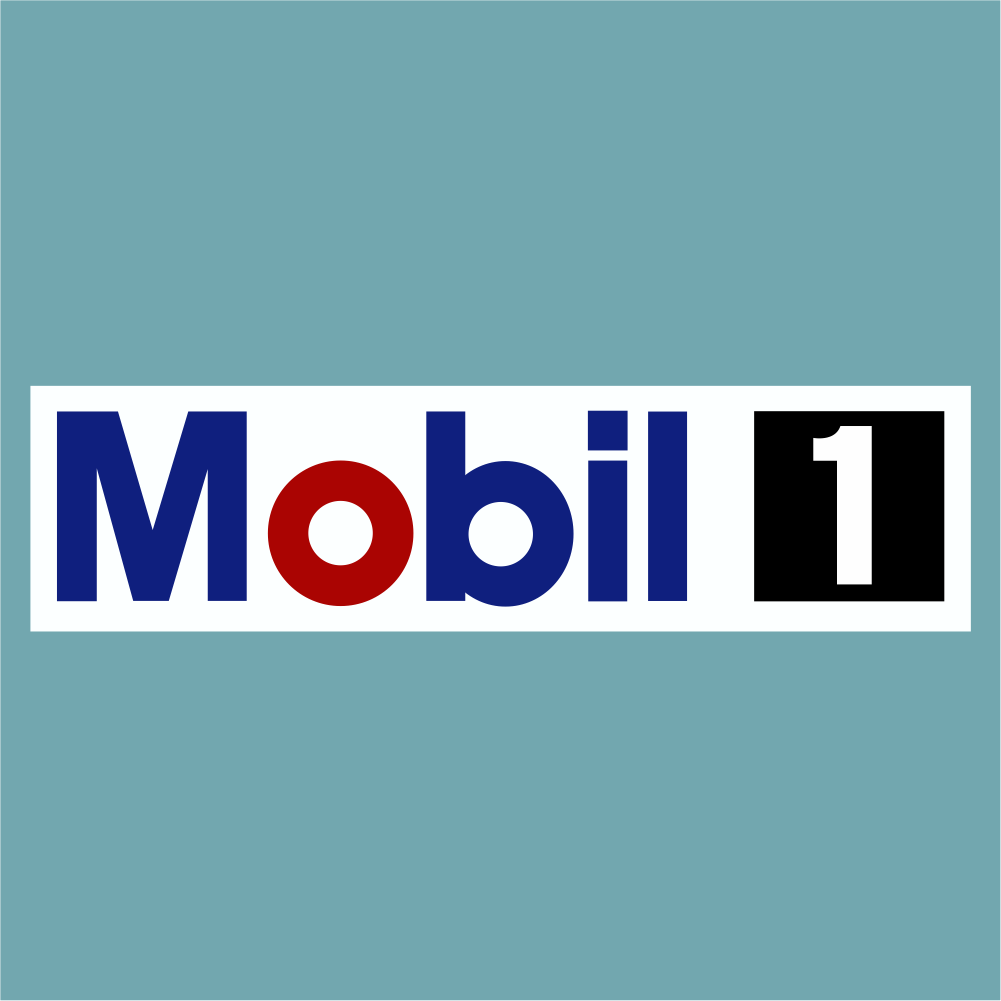 Mobil 1 Logo Png Group (+), HD Png.
