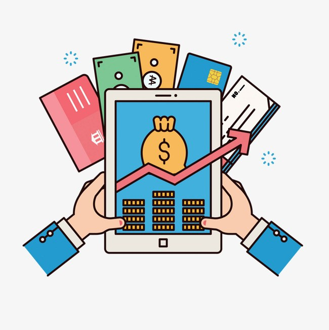 Mobile banking clipart 9 » Clipart Portal.