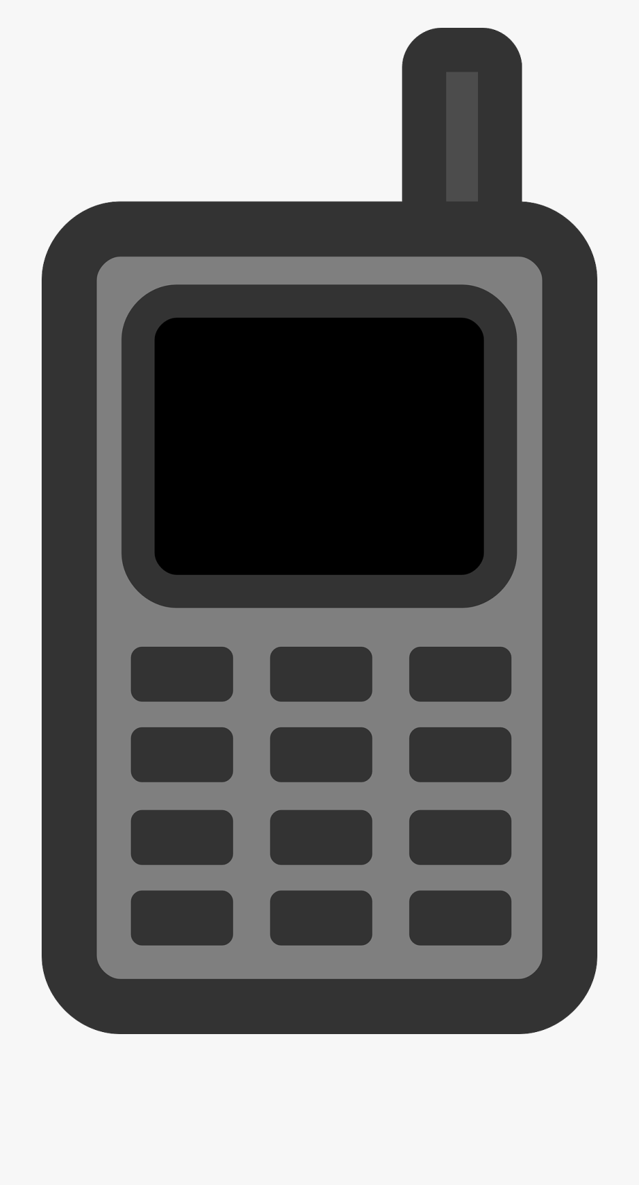 Free Cell Phone Clipart Download.