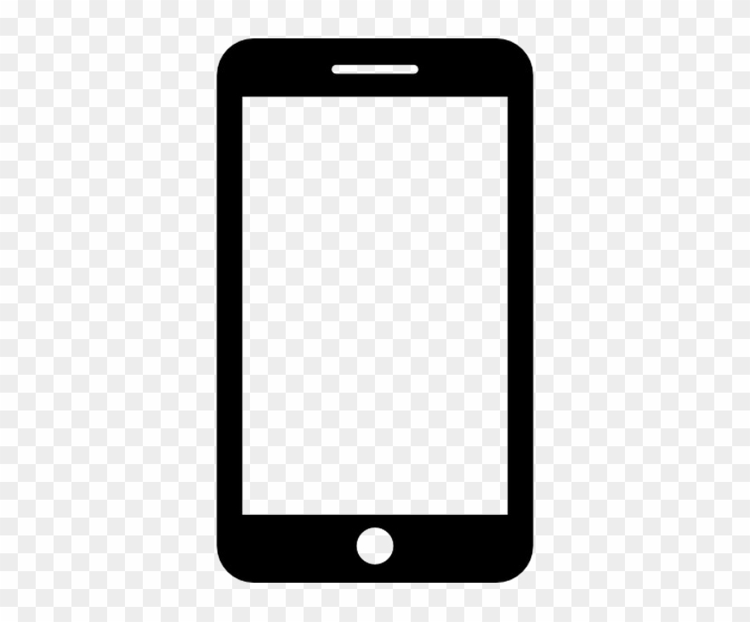 Smartphone Mobile Png Transparent Image Vector, Clipart.