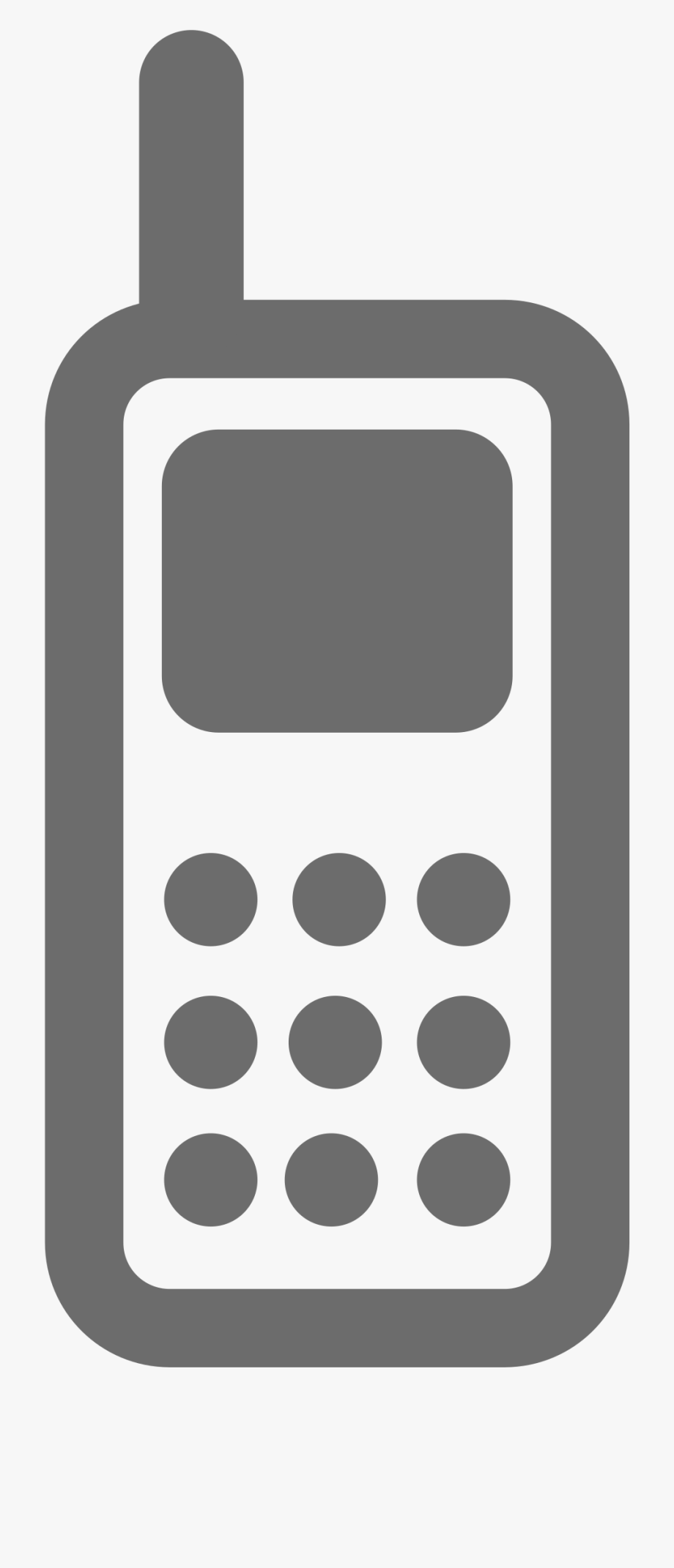 Symbol Clipart Cell Phone.