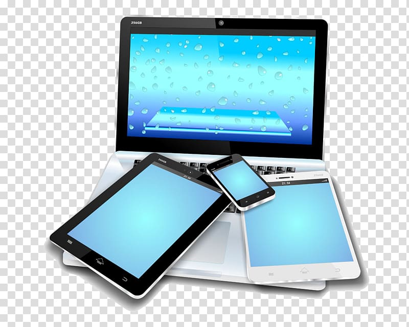 Laptop Mobile device Tablet computer Smartphone Mobile app.