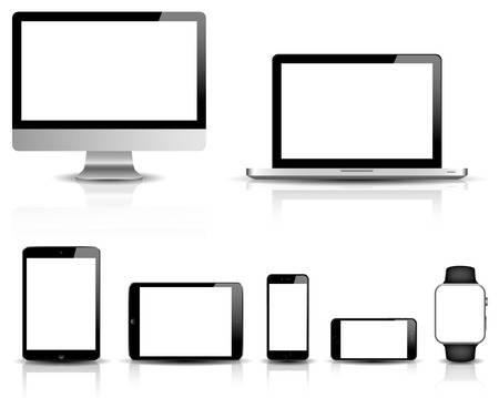 246,742 Mobile Devices Stock Vector Illustration And Royalty.