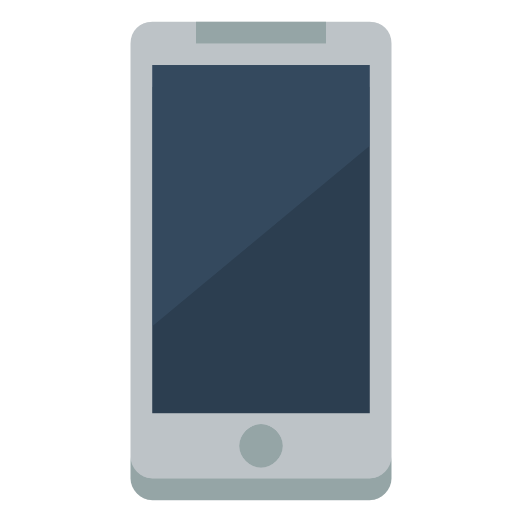 Device mobile phone Icon.