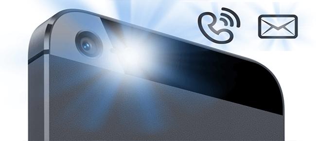 Buy LED flashlight notification source code.