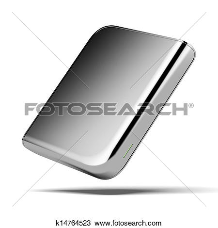 Drawing of hard disk k14764523.