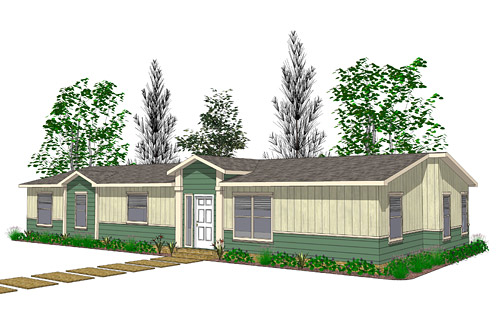 Mobile Homes Clipart.