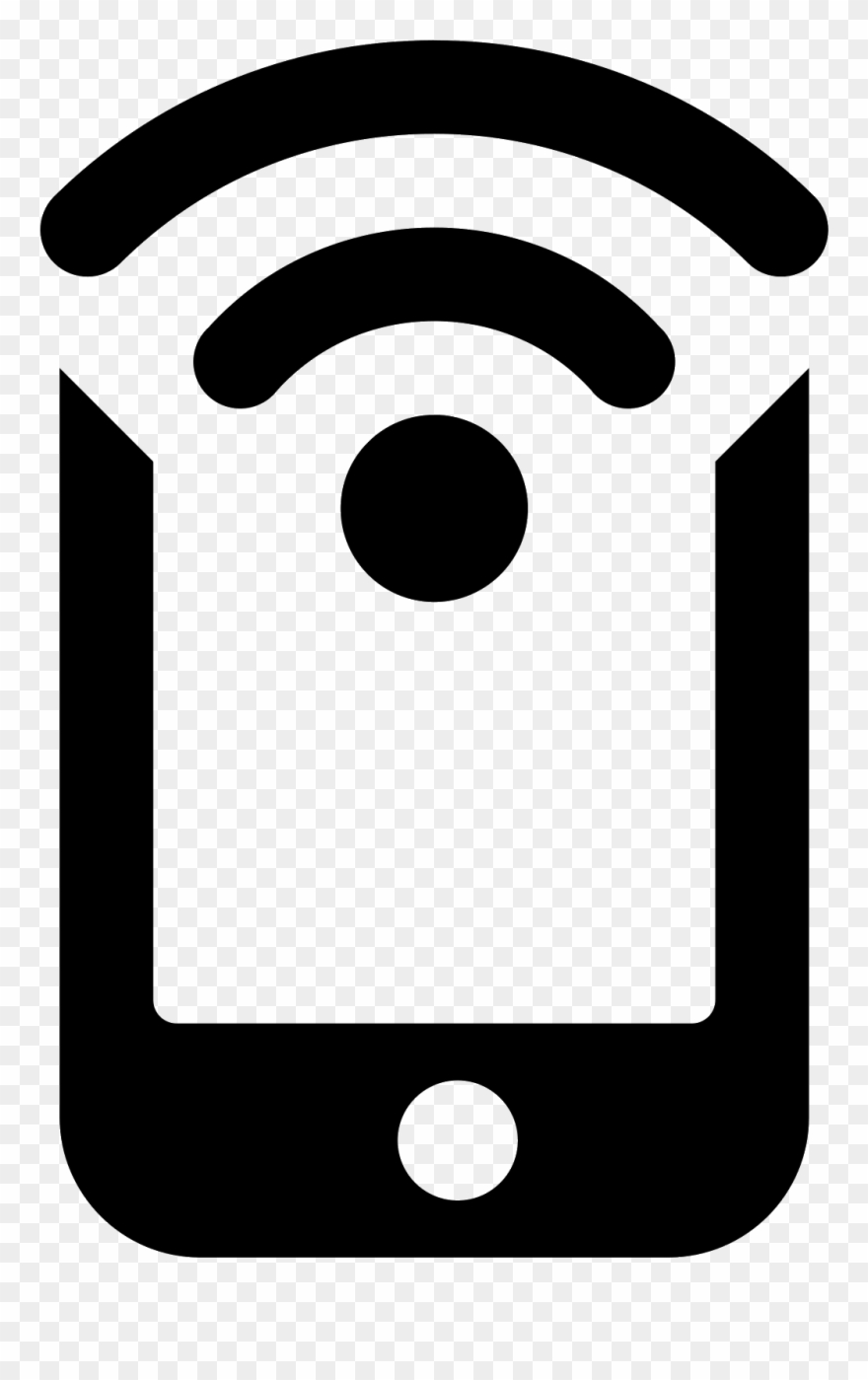 Internet Clipart Wifi Mobile.