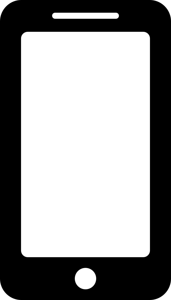 Mobile Svg Png Icon Free Download (#217824).