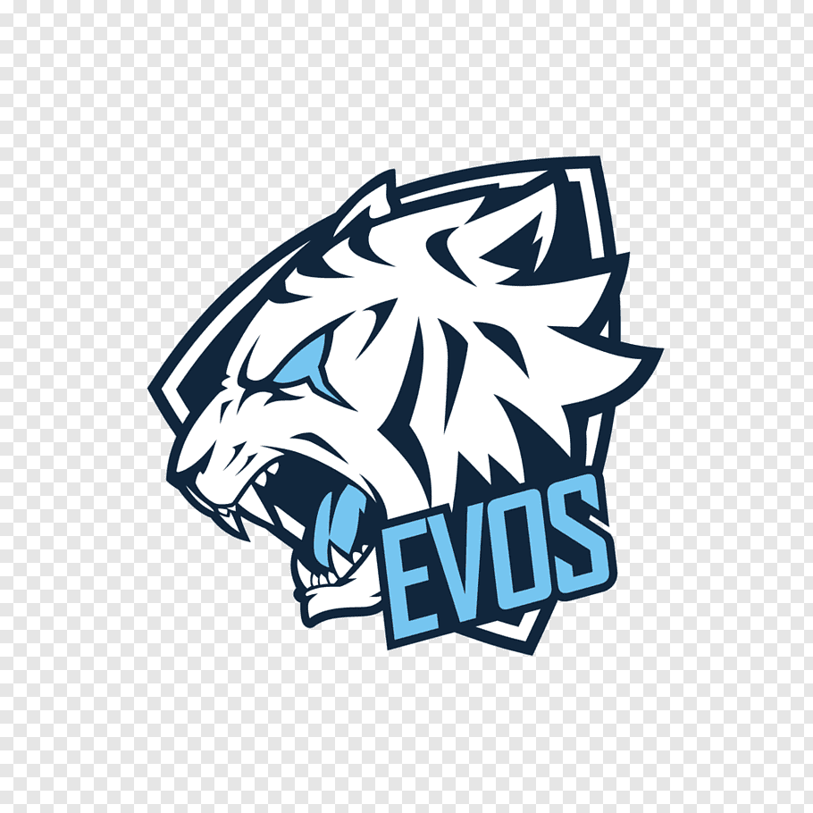 Evos logo, League of Legends Dota 2 Mobile Legends: Bang.