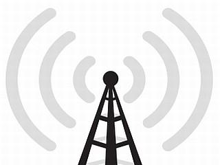 Mobile Network Clip Art.