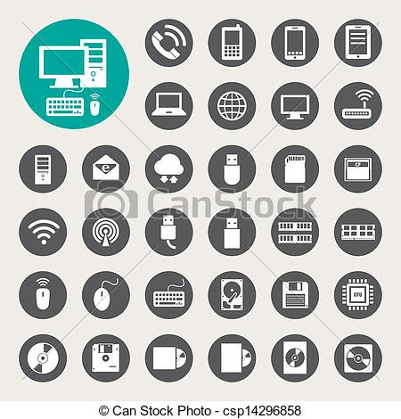Network device clip art free.