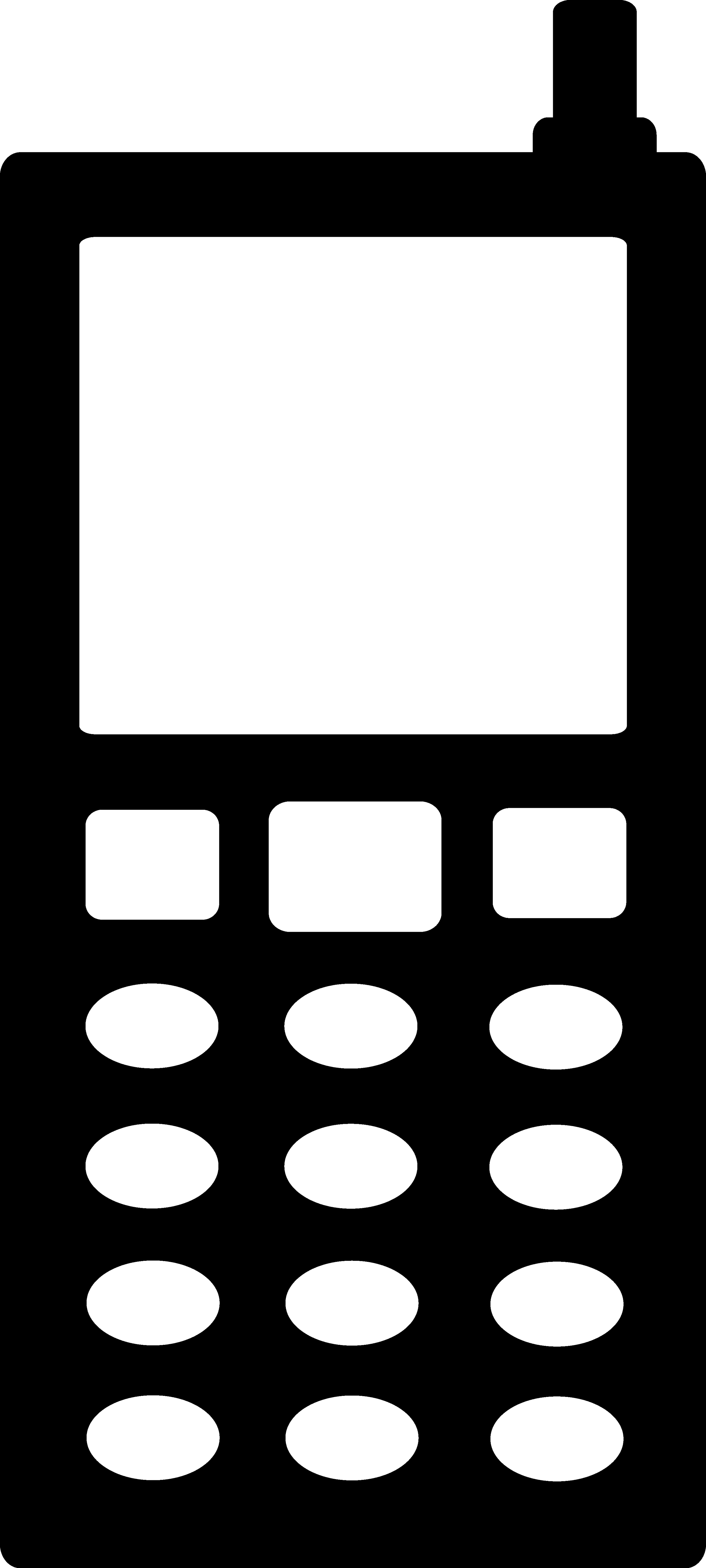 Free Cell Phone Clipart Images.