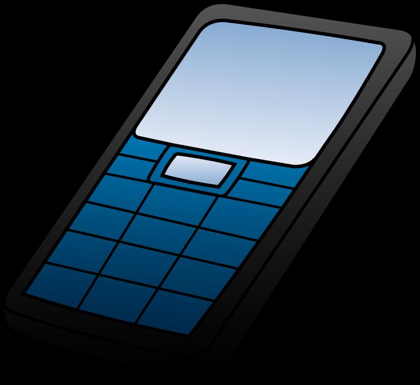 Phone Clipart.