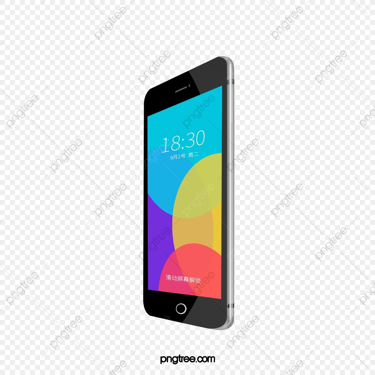Touch Screen Mobile Phone, Phone Clipart, Meizu, Meizu Phone.