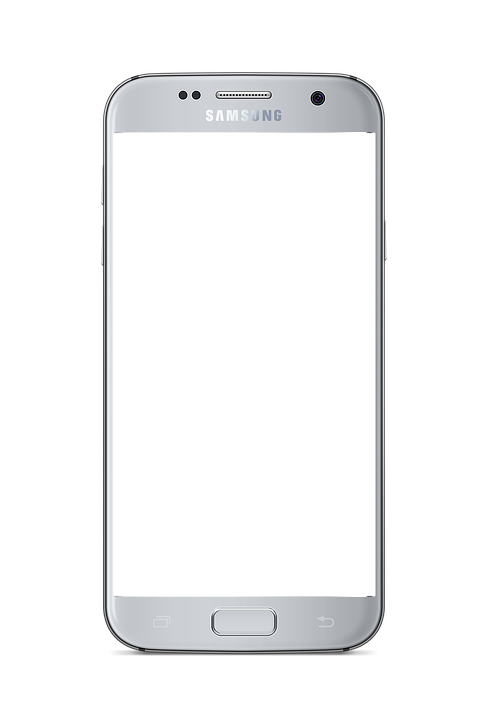 Samsung Smartphone: Galaxy S7 Edge/Silver (68866645) Android.