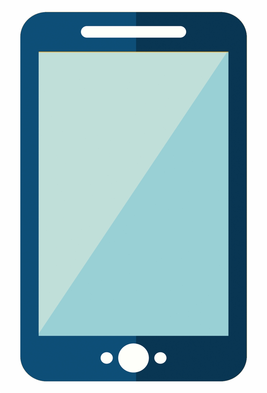 Cell Phone Icon Png Free.