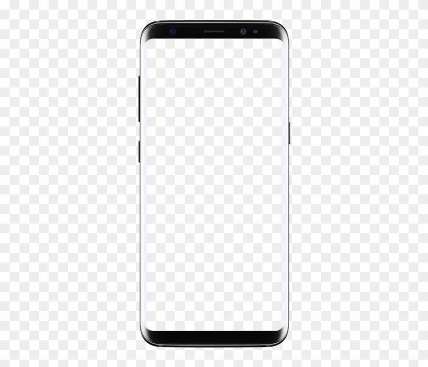 Samsung Mobile Phone Clipart Transparent Background.
