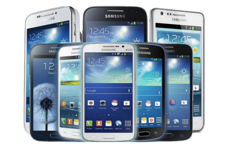 Samsung Mobile Phone PNG Transparent Samsung Mobile Phone.