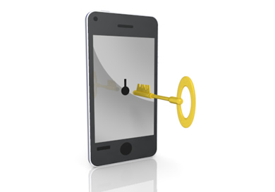 Lock your smartphone.