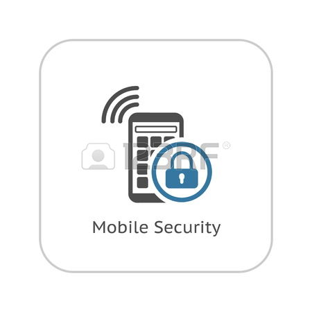 26,120 Mobile Security Stock Vector Illustration And Royalty Free.