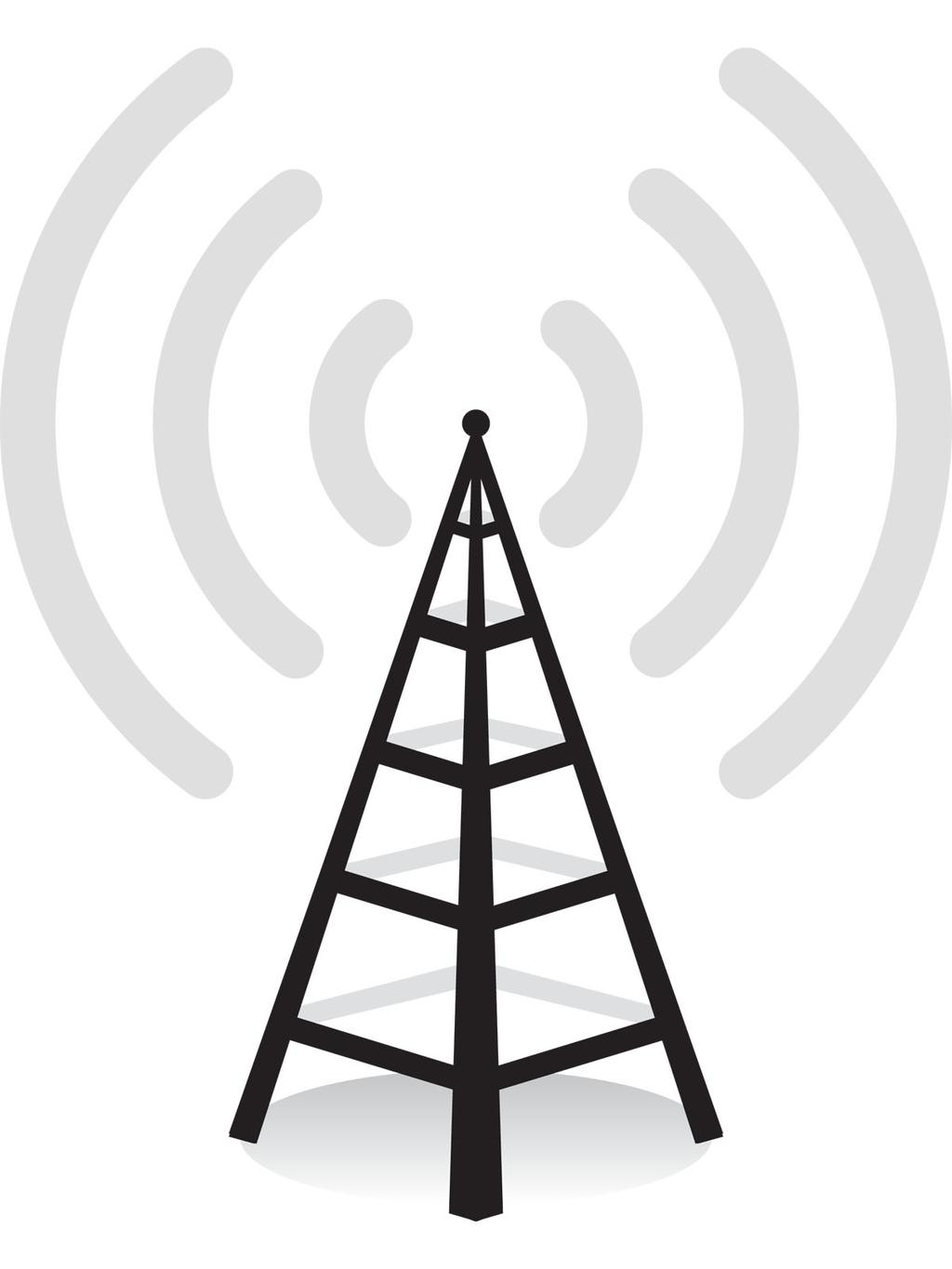 Cell Phone Tower Clipart For Free 2388.