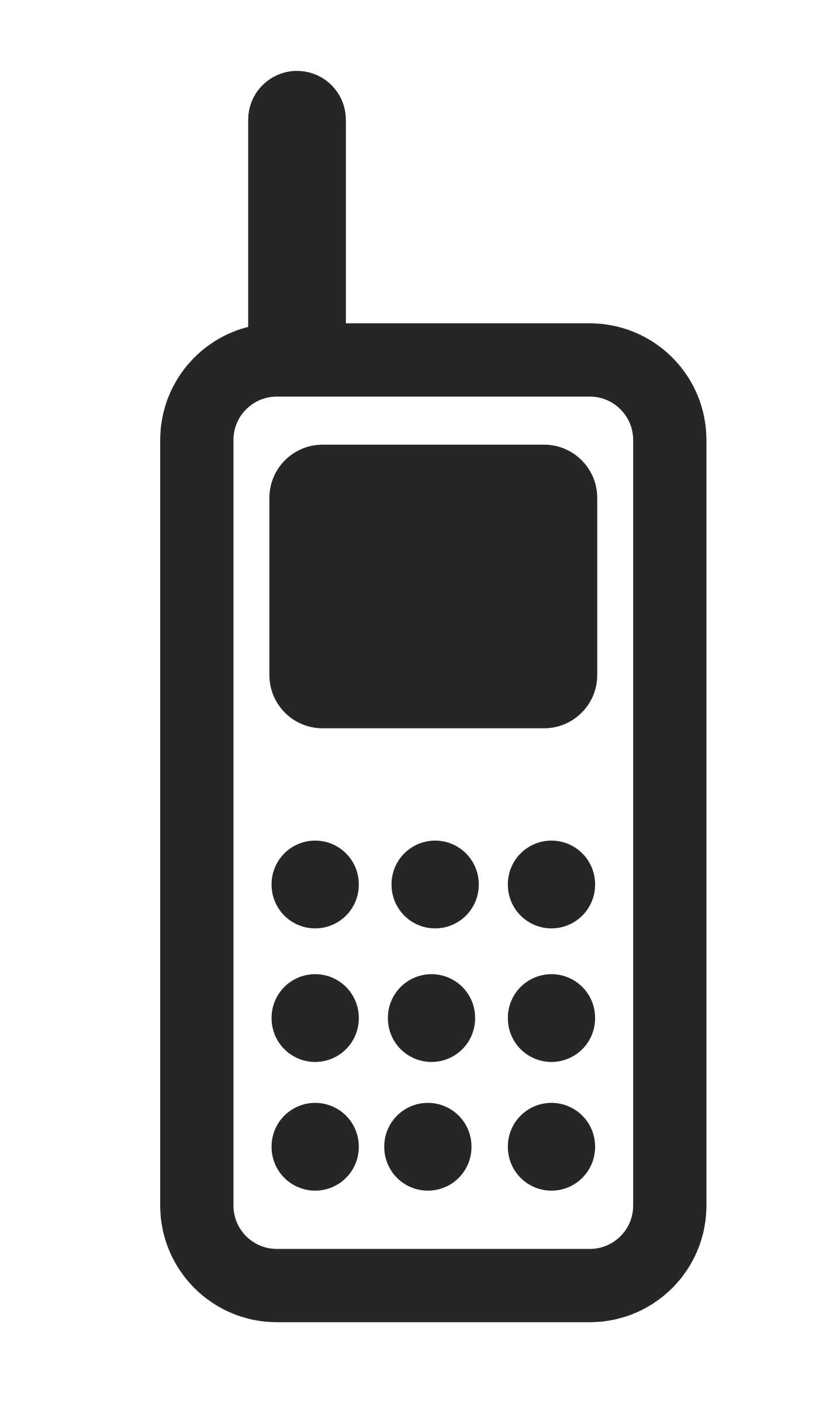 Mobile Phone Logo.