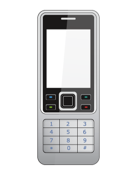 Graphic clipart for mobile.