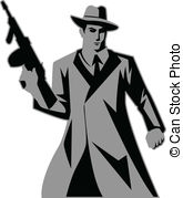Mobster Illustrations and Clipart. 965 Mobster royalty free.