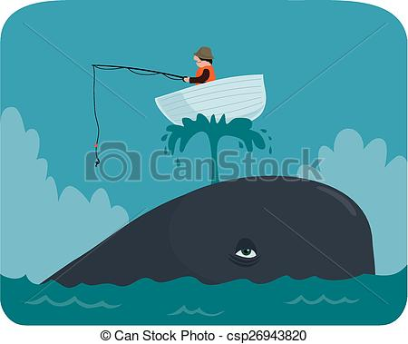Moby dick Vector Clipart Royalty Free. 11 Moby dick clip art.