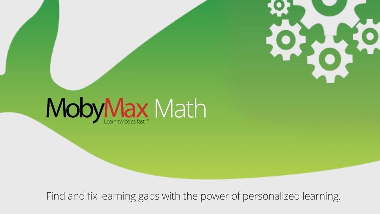 MobyMax Math.
