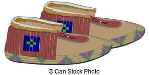 Moccasin Illustrations and Clip Art. 465 Moccasin royalty free.