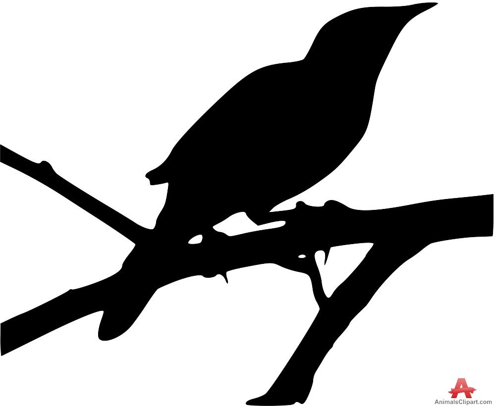 Mockingbird Clipart.