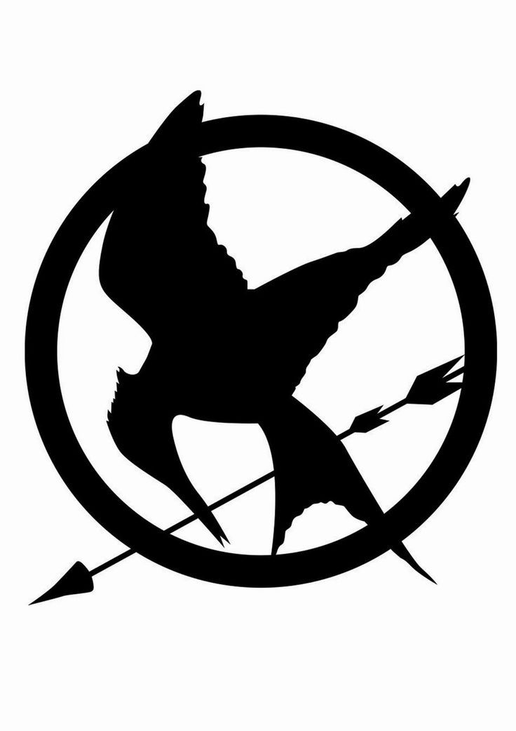 Mockingjay logo clipart images gallery for free download.