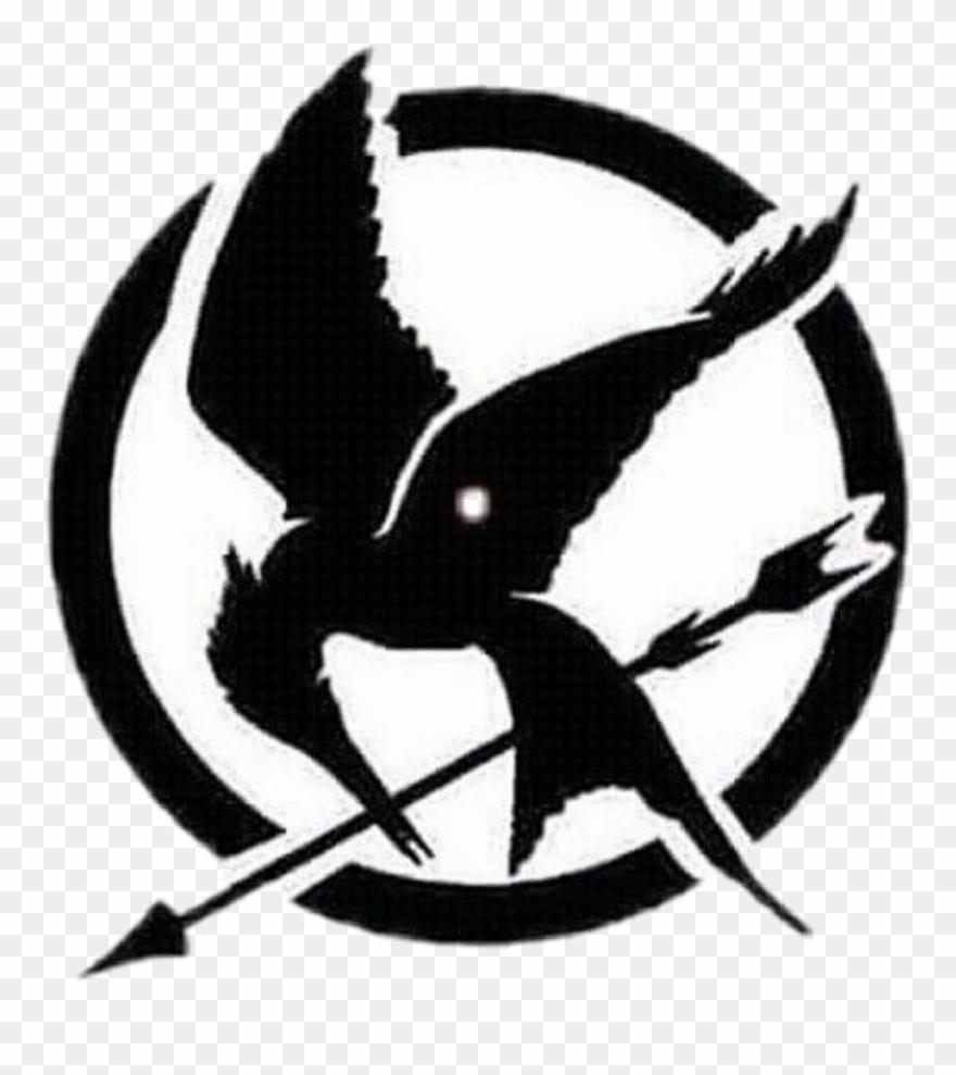 sinsajo #the Hunger Games #black.