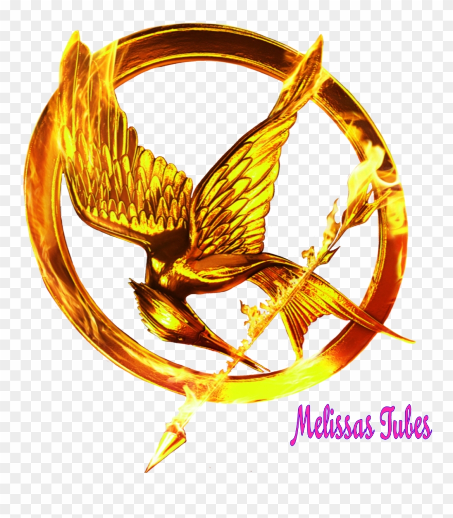 Glimmer Hunger Games Clipart.