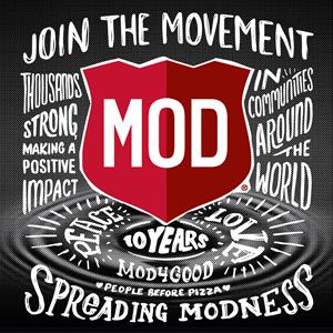 MOD Pizza and Franchisees Raise Over $400,000 to Feed Hungry.