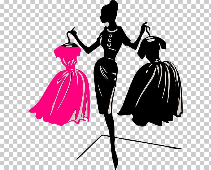 Diseño de moda ropa abierta, modelo de moda. PNG Clipart.